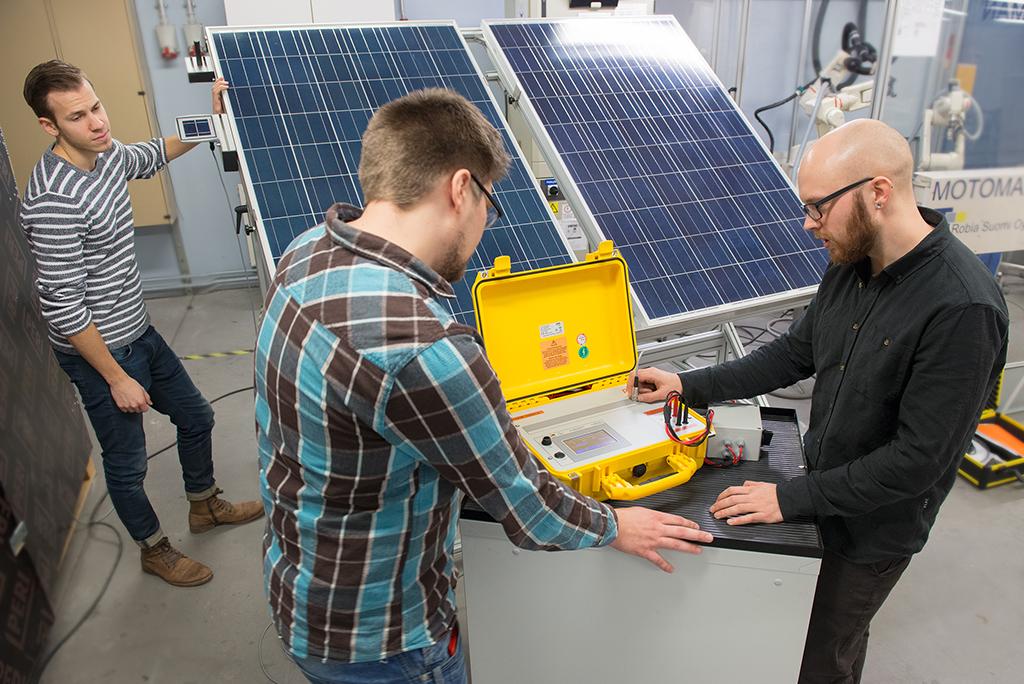 Energia- Ja Ympäristötekniikka
