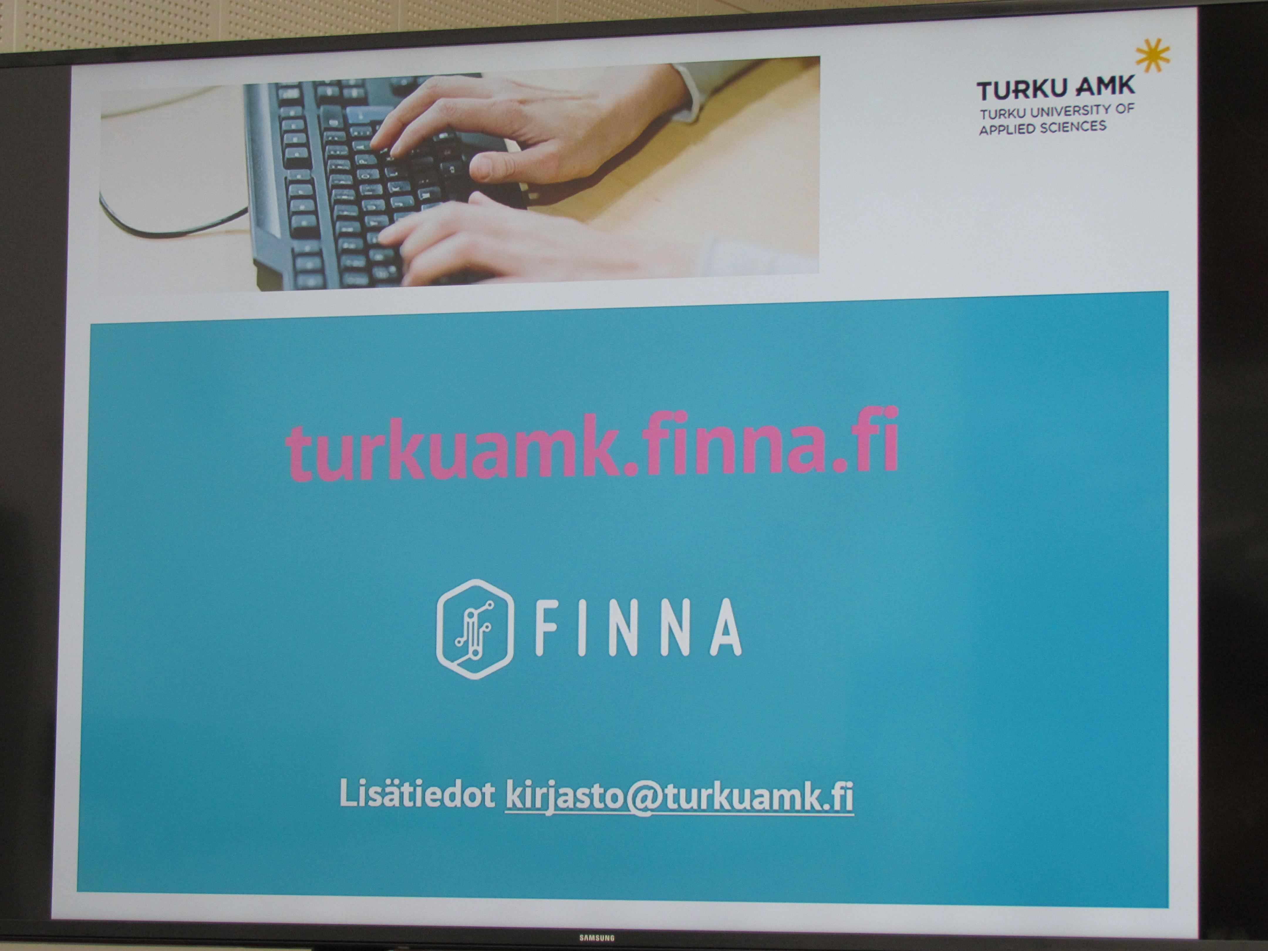 Turkuamk Finna