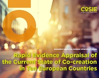 Rapid Evidence Appraisal of the Current State of Co-creation in Ten European Countries