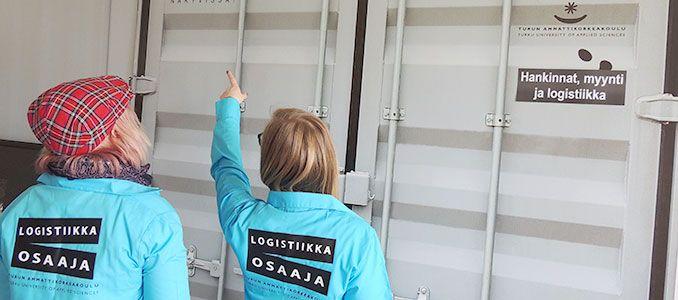 Turun AMK mukana logistiikka-kuljetusmessuilla 11.-13.6. – Turun ammattikorkeakoulu