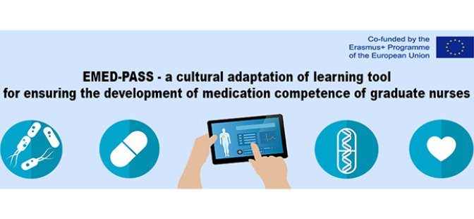 The eMedication Passport – cultural adaptation of learning tool for ensuring the development of medication competence of graduate nurses (eMED-PASS)