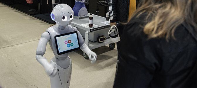 Robotiikka Työpaikat